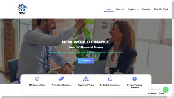 New World Finance